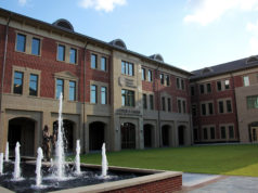 The Francis Marion University Luther F. Carter Center for Health Sciences