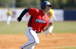 Rubino running bases