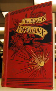 The Black Phalanx Cover