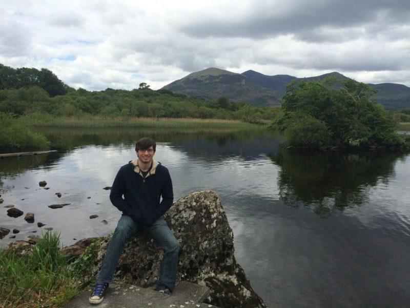 Todd Rhodes in Ireland