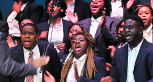 Young, Gifted and Blessed Choir